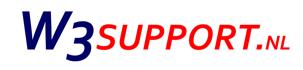 logo W3Support.nl
